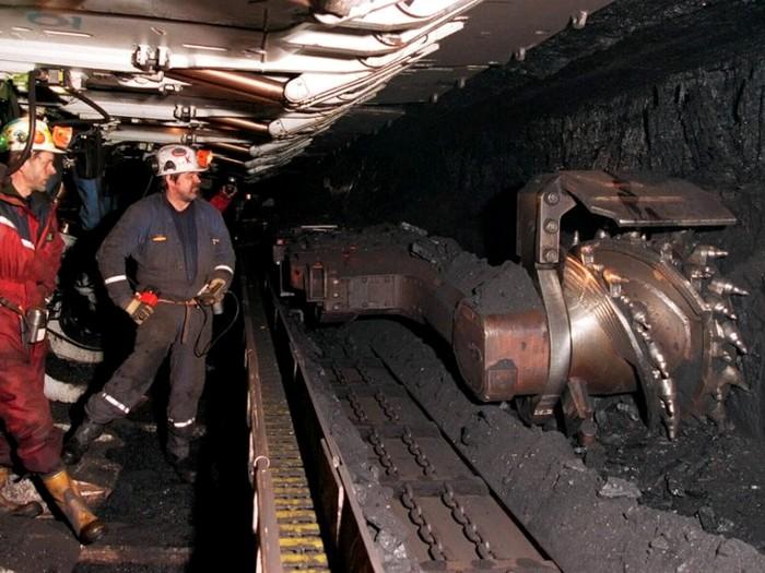 шахтеры шпицбергена