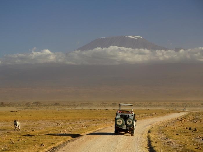 Где находится Килиманджаро в какой стране