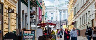 Столица Финляндии - Хельсинки. Финляндия сейчас