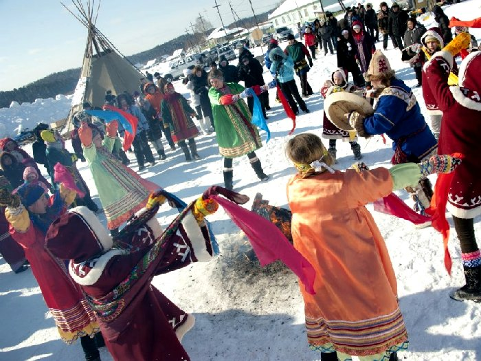 Праздники народов севера