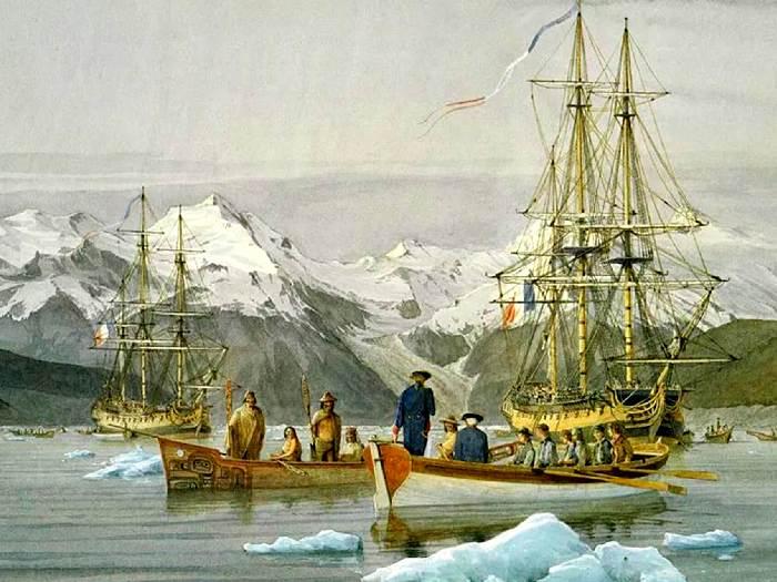 Экспедиция Беринга
