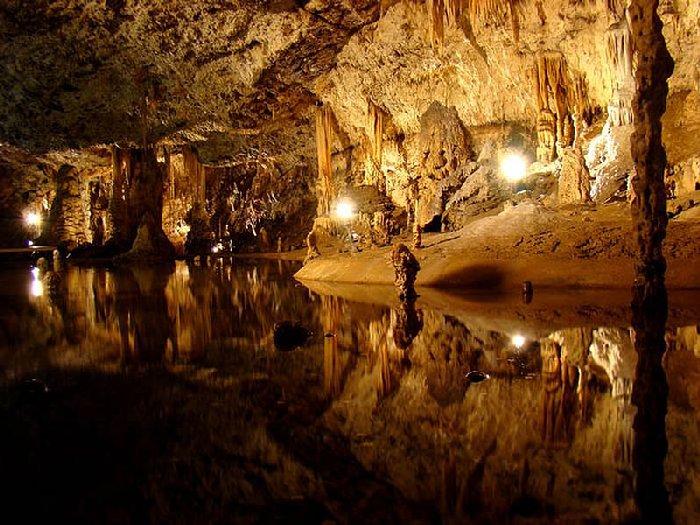Конепрусские пещеры в Чехии
