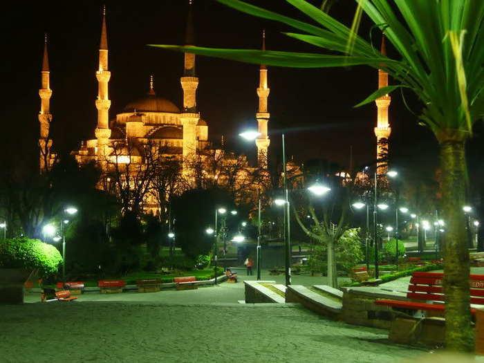 Столица Турции - Стамбул. Турция сейчас