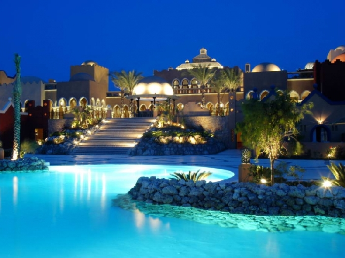 Туристические курорты Египта