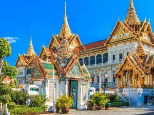 Столица Таиланда — Бангкок. Таиланд сейчас