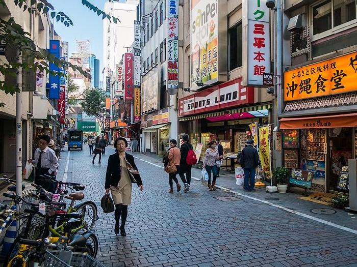 Столица Японии. Какой город является столицей Японии