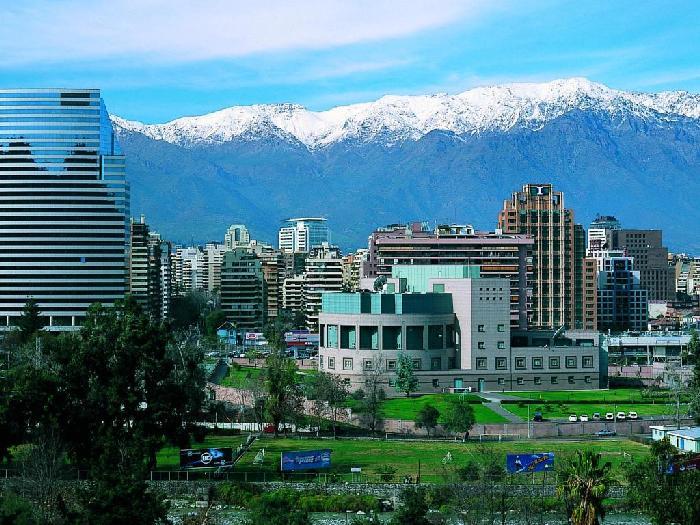 Природа Чили