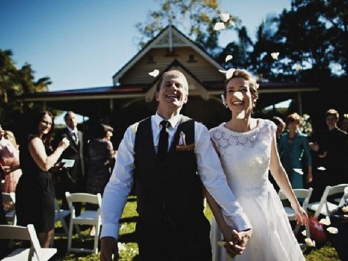Свадебные обычаи в Австралии