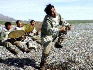 Камлание шамана