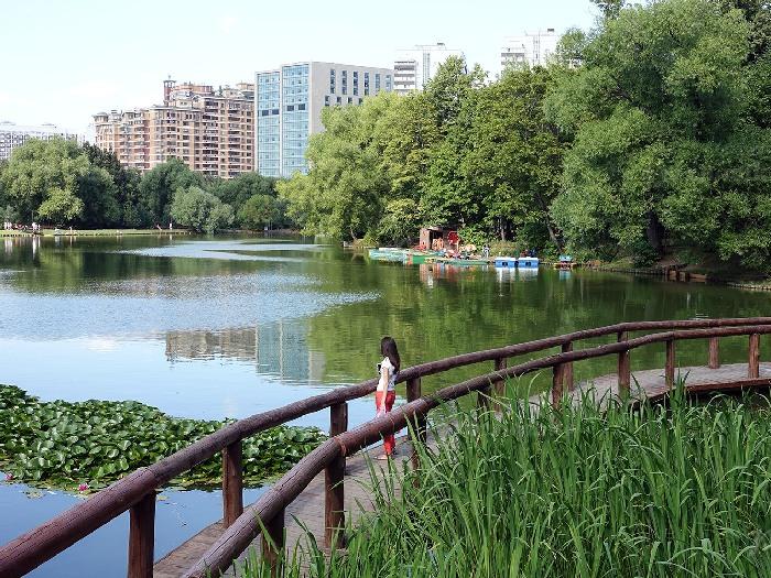 Парки Москвы. Краткий обзор Московских парков