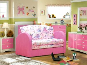 Раздвижной диван-кровать
