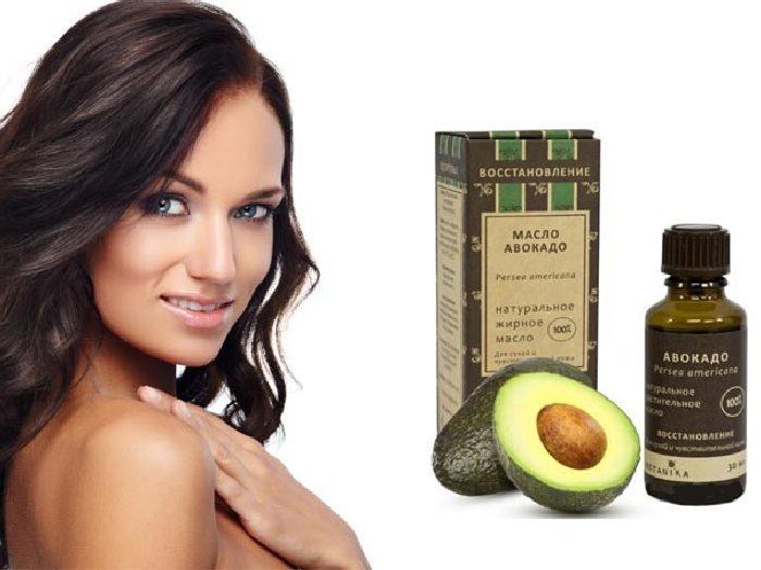 Авокадо в косметологии