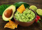 Рецепты авокадо