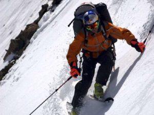 По склону Эвереста