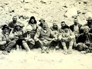 Вторая британская экспедиция на Эверест