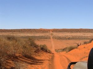 Малая песчаная пустыня