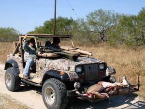 Охотники в ЮАР