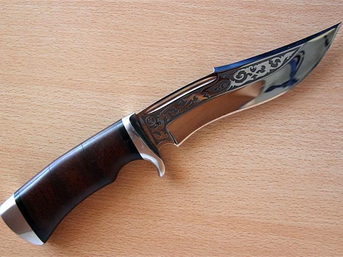 Эксклюзивный нож для охотника