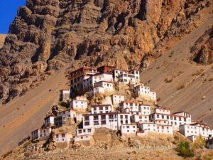 Монастырь Кей Гомпа
