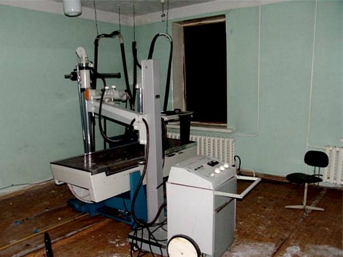 Оборудование в больнице