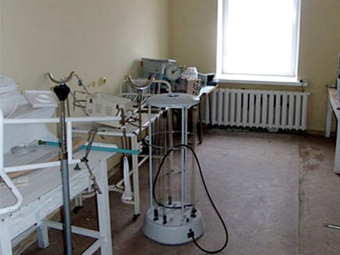 Кабинеты больницы