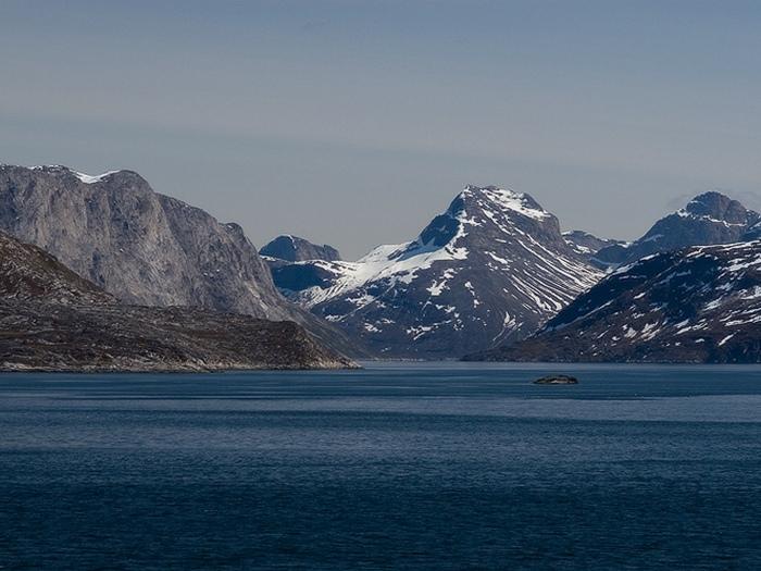 Фьорды Гренландии