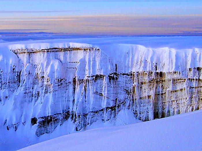 Снег на Килиманджаро