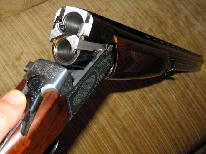Гладкоствольное охотничье ружье Sabatti