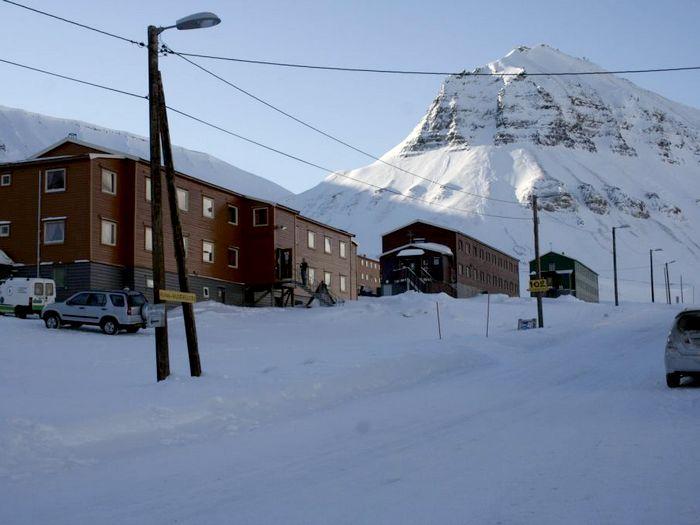 Зимние дороги