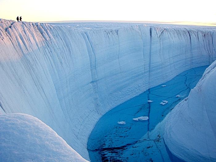 Ледяной каньон