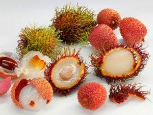 Вкусный фрукт