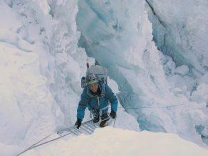 21 раз на Эверест
