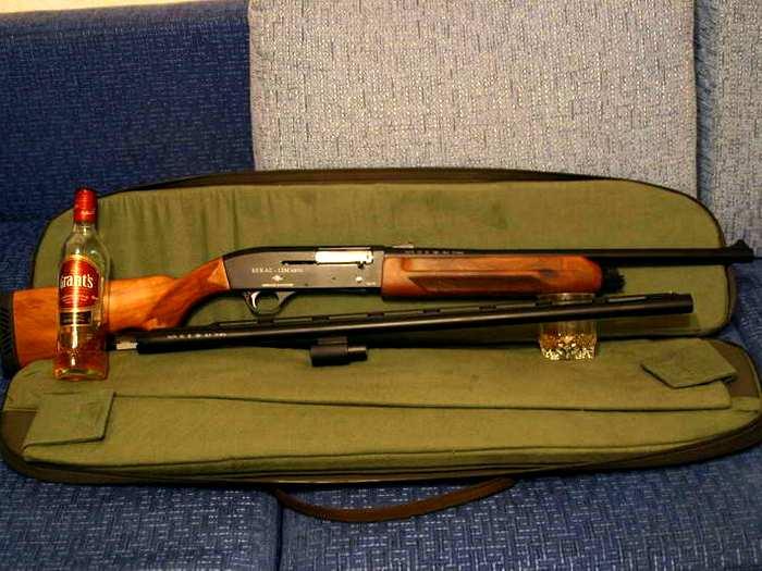 Охотничье ружье Бекас-12-Авто