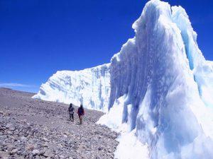 Остатки ледников