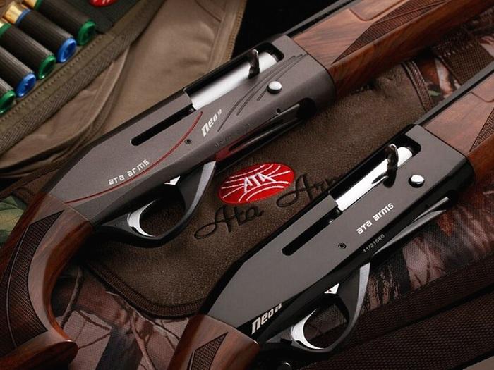 Гладкоствольное охотничье ружье Ata Arms