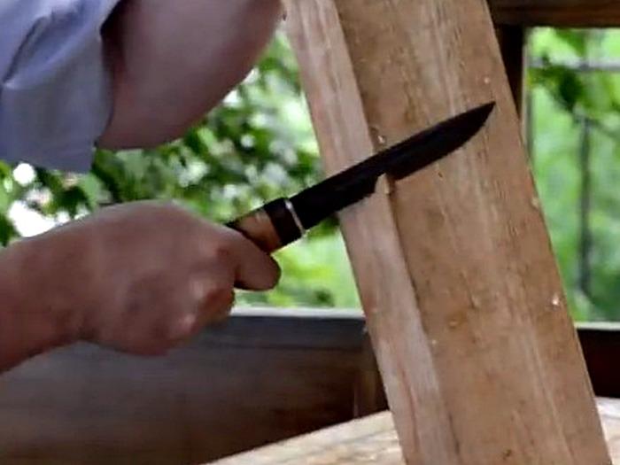 Бивачный нож