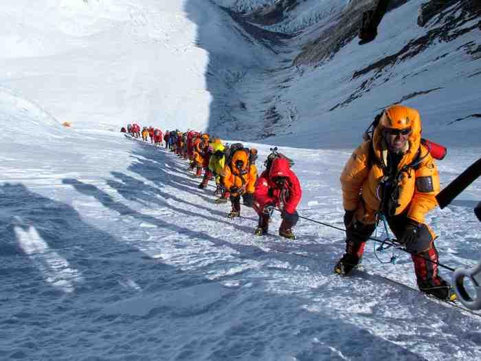 Как подготовиться к восхождению на Эверест