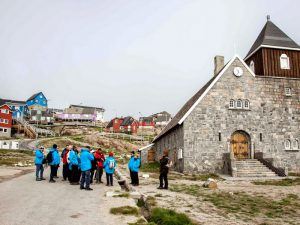 Уманак — летний курорт Гренландии