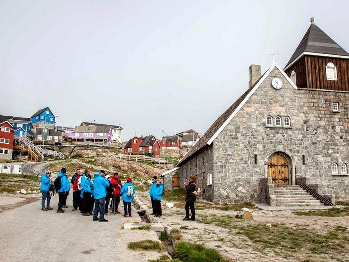 Уманак - летний курорт Гренландии