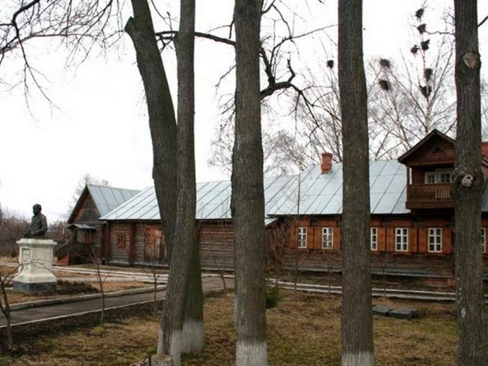 Дом-музей семьи Цветаевых в Ново-Талицах