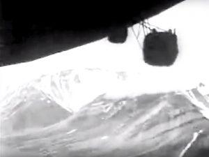 Северная Земля с дирижабля «Граф Цеппелин»
