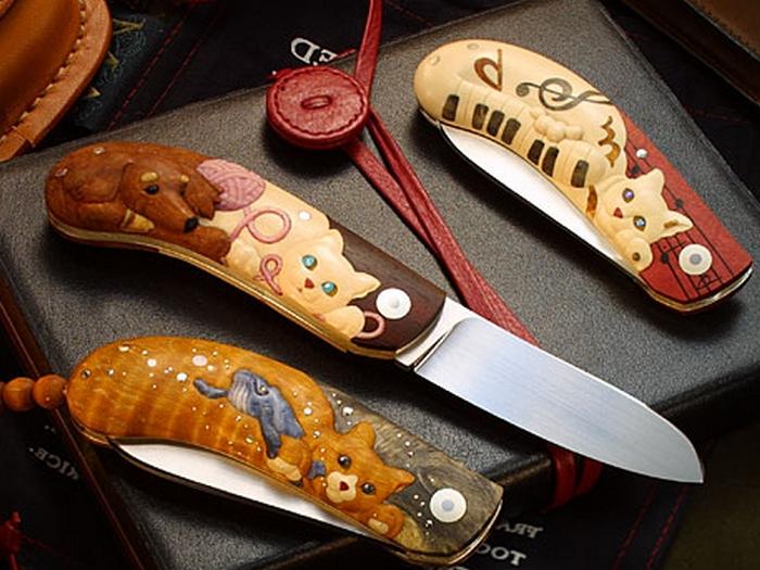 Ножи Харуми Хираямы
