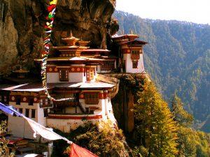 Монастырь Паро Такцанг
