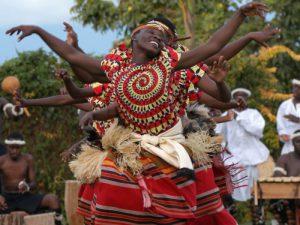 Девушки Уганды