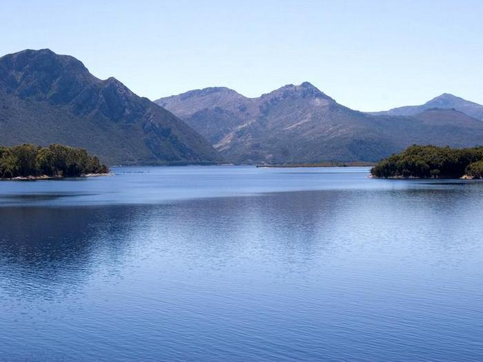 Озеро Бербери