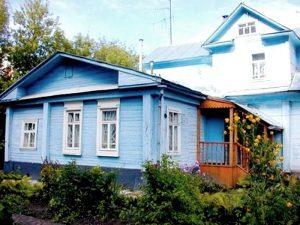 Дом-музей семьи Бубновых