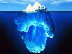 Самый большой айсберг
