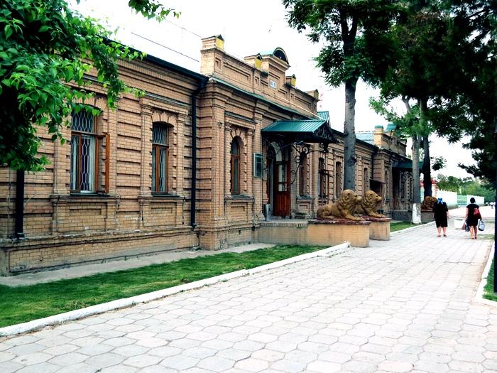 Здания начала 20 века