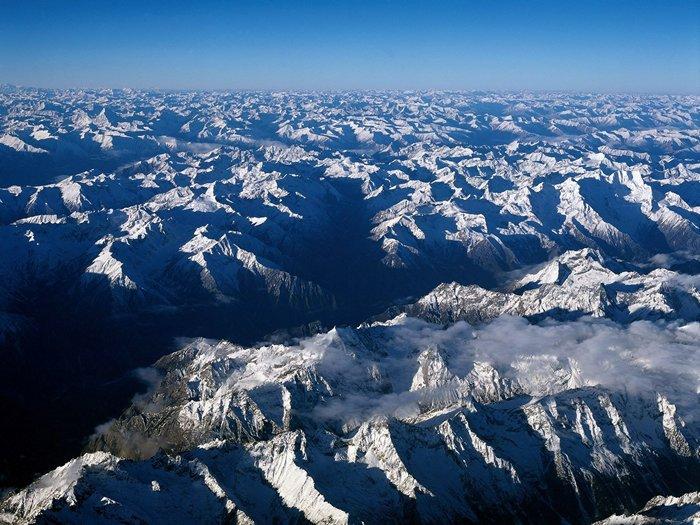 Высочайшая горная система Земли
