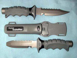 Нож итальянского пловца